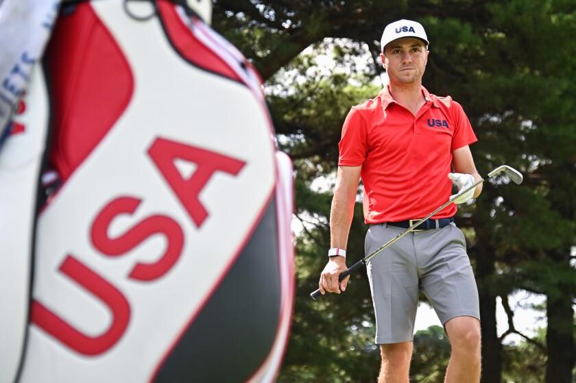 Justin Thomas Golf - Olympics: Day 6