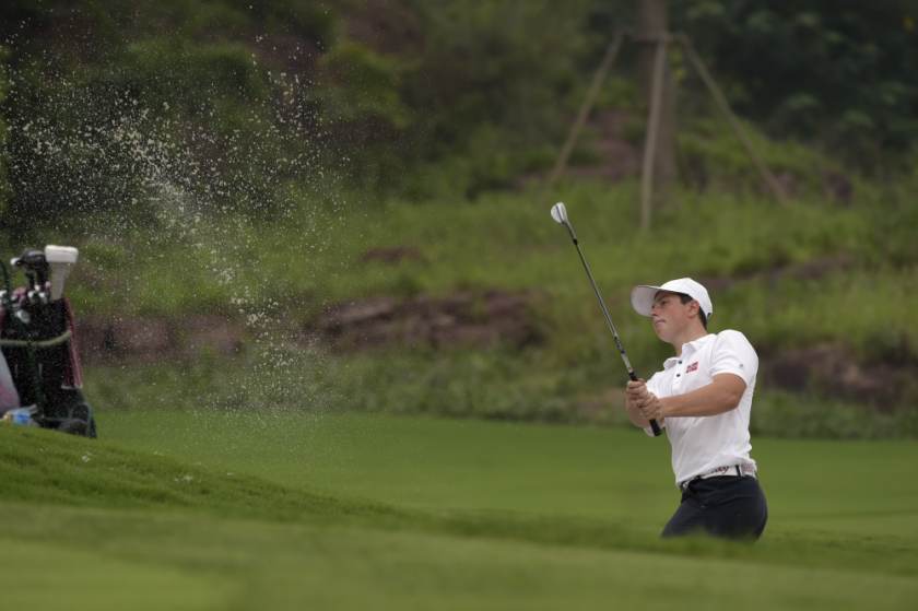 Youth Olympic Games - Nanjing 2014 - Viktor HOVLAND, Team NOR