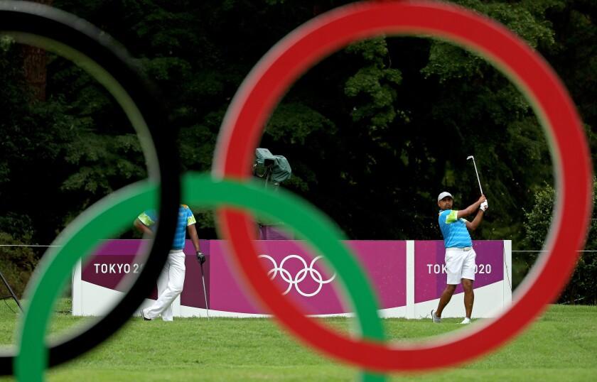Anirban Lahiri Around The Games - Olympics: Day 4