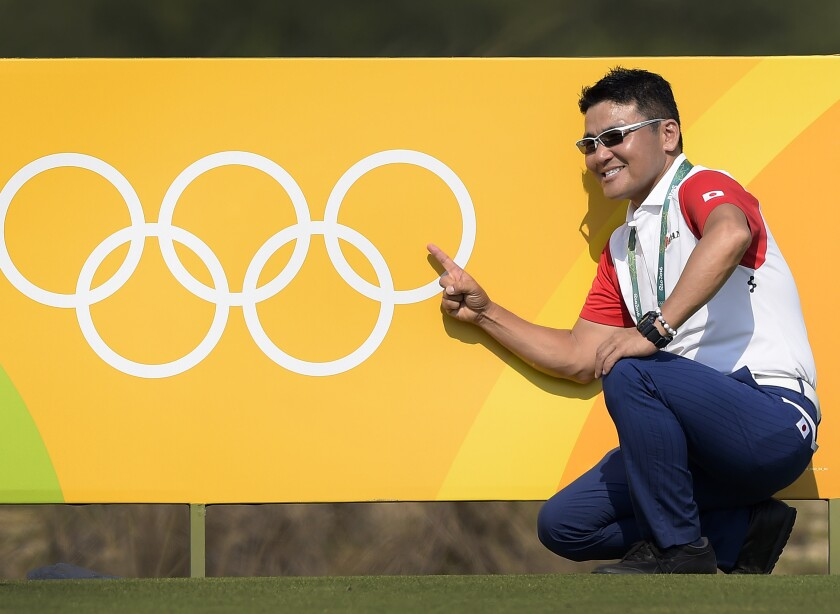 Golf Previews Olympics: Day 4