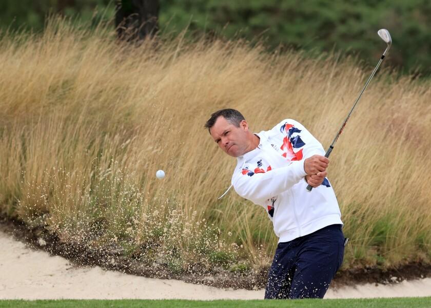 Team GB Golf Team Announcement
