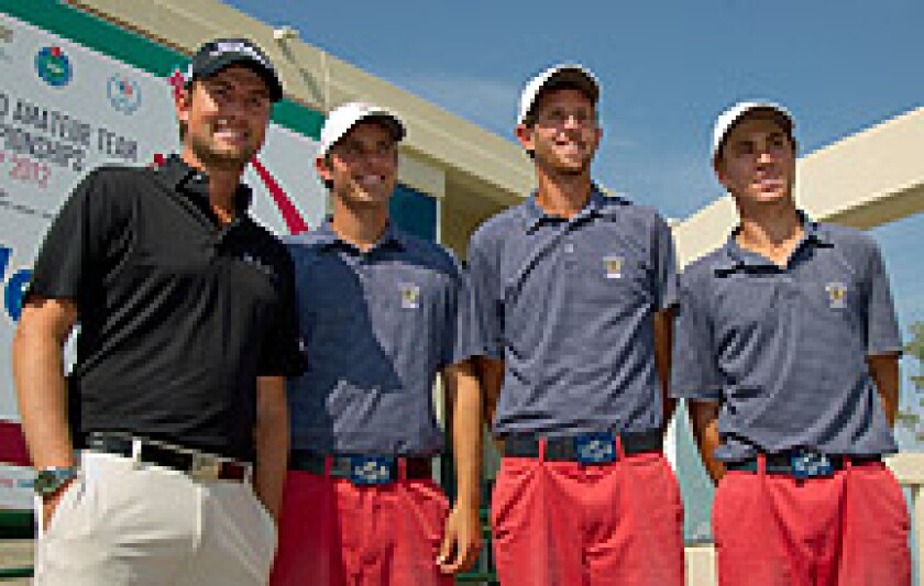 2012 Eisenhower Trophy