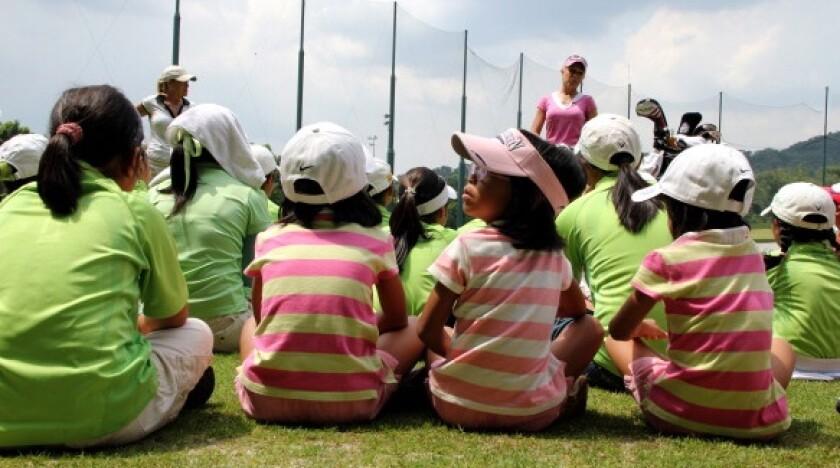 Sime Darby LPGA - Junior Clinics