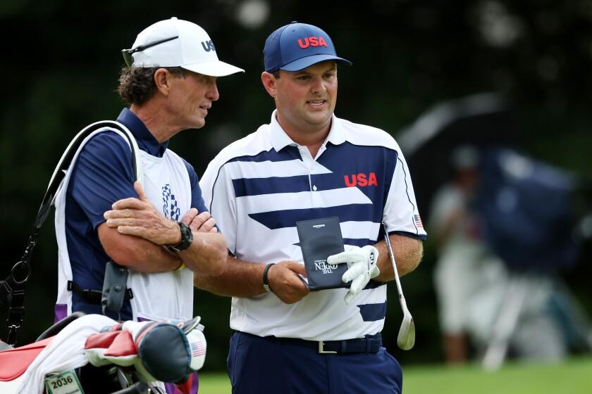 Patrick Reed Golf - Olympics: Day 6