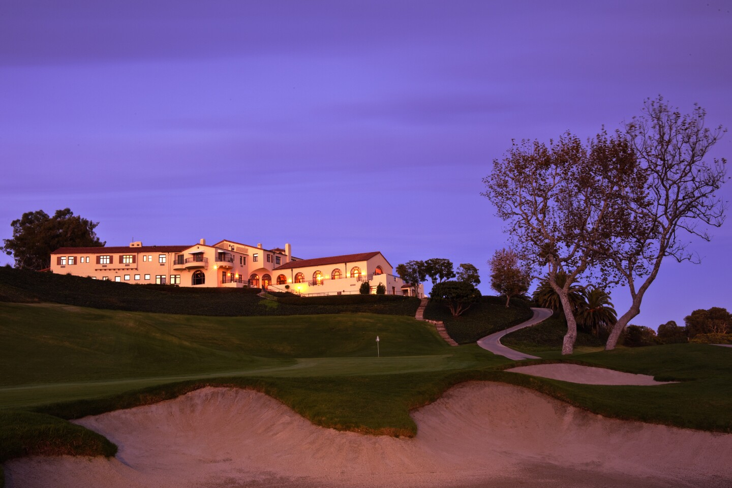 Riviera Country Club - Clubhouse