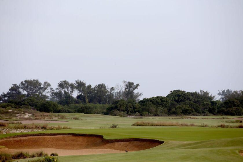 Rio 2016 Olympics Golf Course