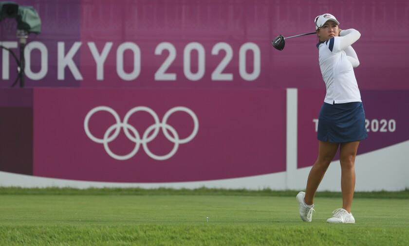 Kelly Tan Golf - Olympics: Day 12