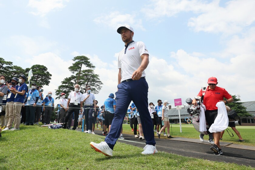 Golf - Olympics: Day 8