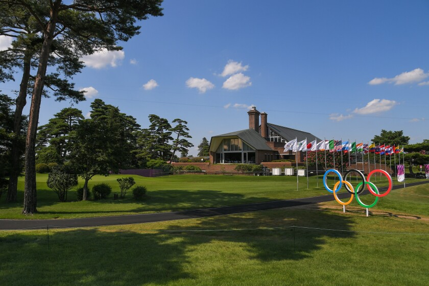 Tokyo Course Clubhouse