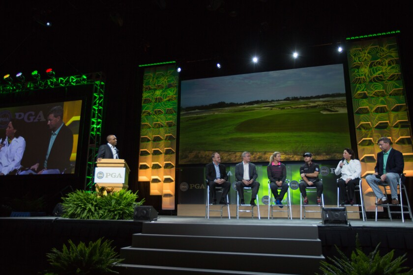 PGA Merchandise Show - Orange County Convention Center