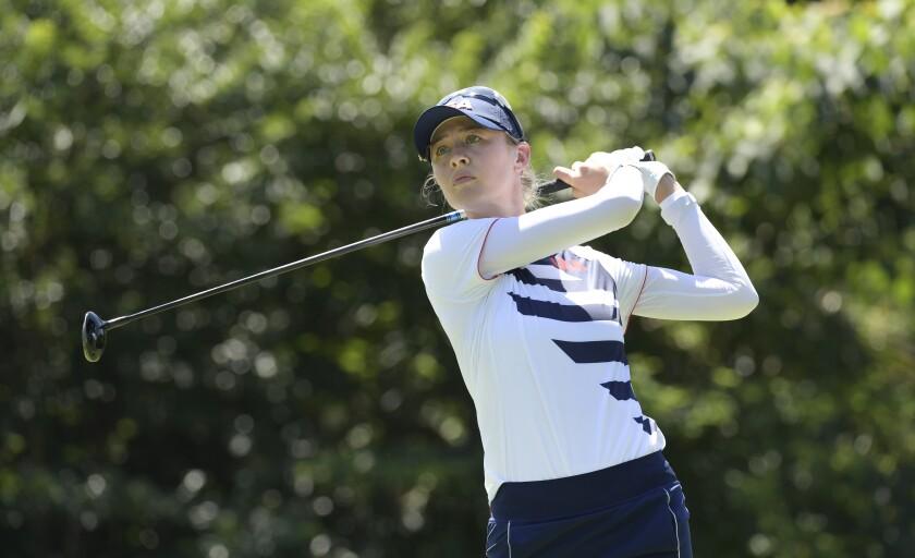 Nelly Korda Golf - Olympics: Day 16